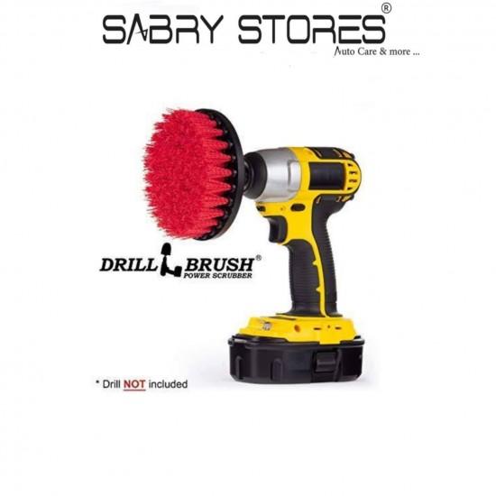 "Buffer Bax Brush for Drill 4"""