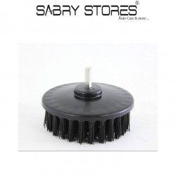 Buffer Bax Brush for Drill 4""