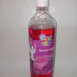 Dr Wess Doctor Foam Strawberry scent