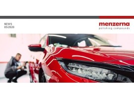 Menzerna polishing & compound