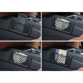 Net Organizer Pockets Car Storage Net 15X8cm