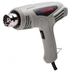 Crown Heat Gun Kit 1600W