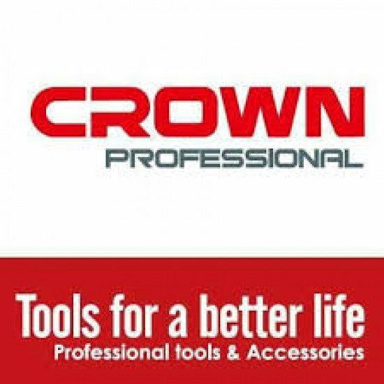 CROWN Grinding missile and 7-inch segment 1300W