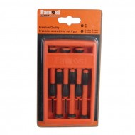 Famosi 6 Piece Famosi Screwdriver Set