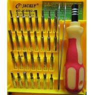 Jackly 32 In 1 Screwdriver Set