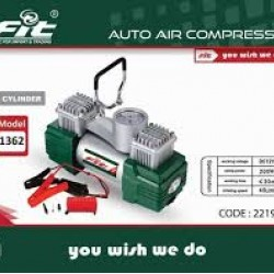FIT Air Compressor Double Cylinder