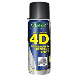 Hardex 4D Penetrant & Lubricant Spray 120ml