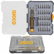 Ingco 32 Pcs Screwdriver Set