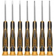Ingco Precision screwdriver 7 Pcs set
