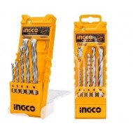Ingco 5Pcs Multi function Drill Bits
