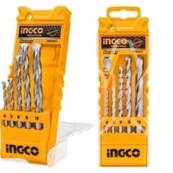 Ingco 5Pcs Multi function Drill Bits