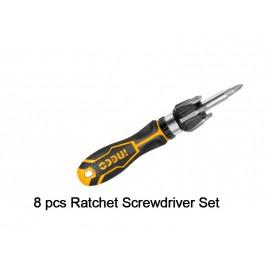 INGCO Screwdriver Set 8Pcs