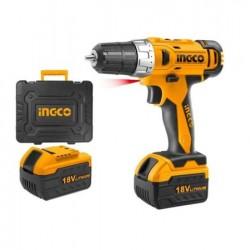 INGCO Li-ion Cordless Drill 18V