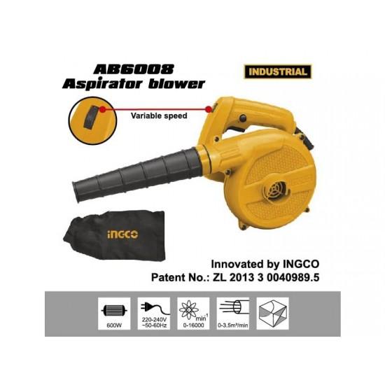 INGCO Aspirator Blower 600W