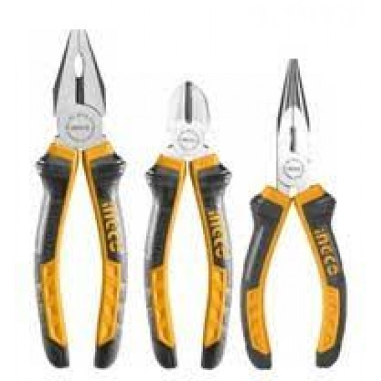 Ingco 3 PCS Pliers Set