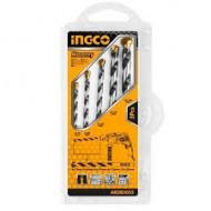 Ingco 5pcs masonry drill