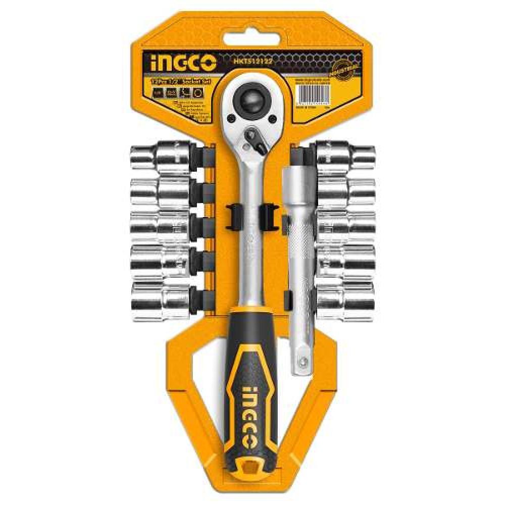 INGCO Socket Set 12Pcs