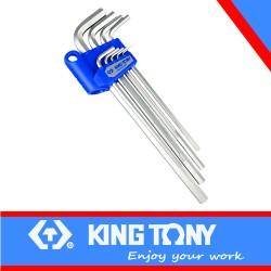 King Tony Hex Key Set-9 Pieces