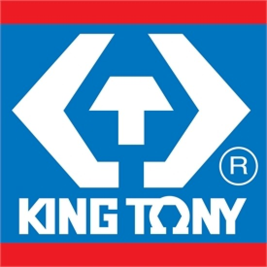 King Tony Spline Long Wrench Set 5pcs.