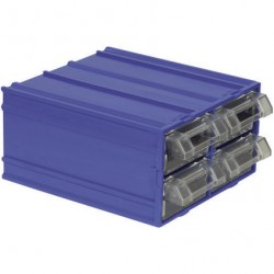 Mano Plastic Drawers Four Drawers