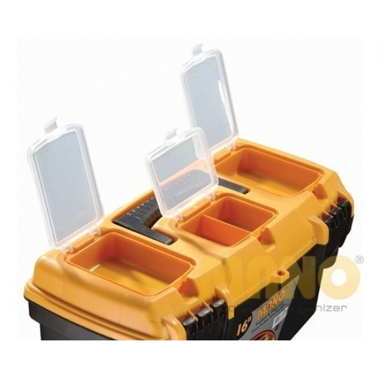 Mano Classic Toolbox With Organizer CO-16-16 inches