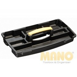 Mano Classic Toolbox With Organizer CO-18-18 inches