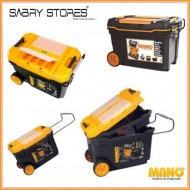 Mano Tool Chest with Latch