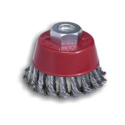Wire Cup Brushes 3 inch
