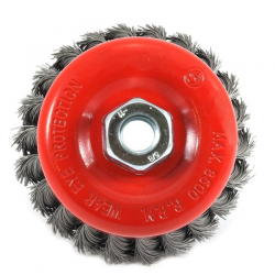 Wire Cup Brushes 4 inch