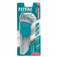 TOTAL Hex Key Set 9 PCS
