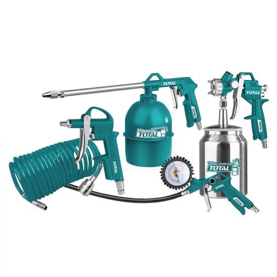 Total Tools Air Tool 5PCS Set