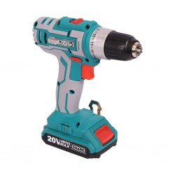 Total Lithium-Ion cordless drill one battery