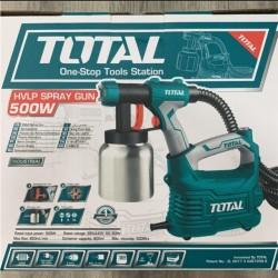 TOTAL Spray Gun 500W