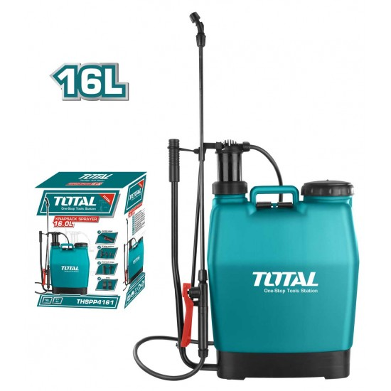 Total Tools Knapsack Sprayer 16L