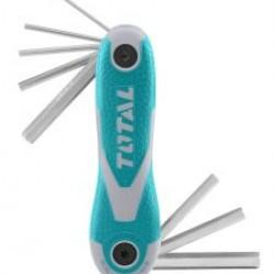 Total Tools Hex Key 8 PCS Set