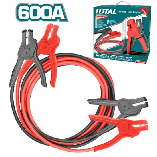 Total Booster Cable 600A 3M