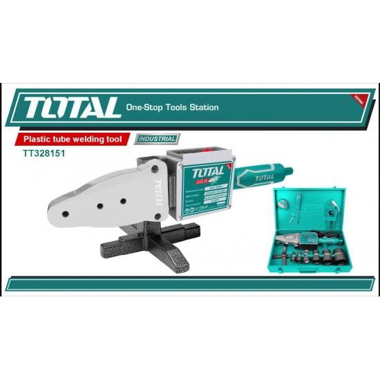 Total Tools Plastic Tube Welding 1500W