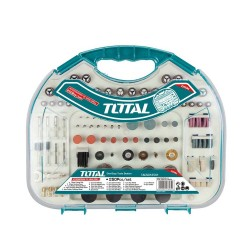 Total Accessories Of Mini Drill Set 250 Pcs