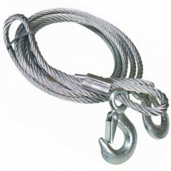 Car Towing Rope Wire 10mm