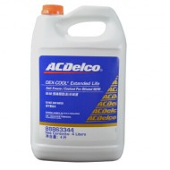 AC Delco DEX-COOL engine orange coolant 50%