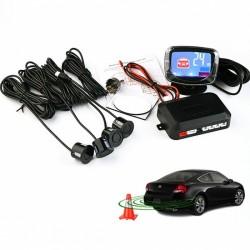 Car Parking Sensor System