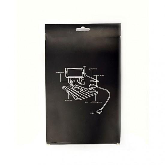 Casta Car Mobile Holder Non-Slip Mat With Charging – Black