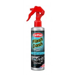 Carplan Flash Dash Dashboard Shine Coconut