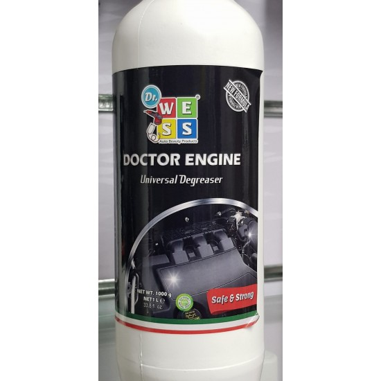 Doctor Wess Doctor Engine Universal Degreaser