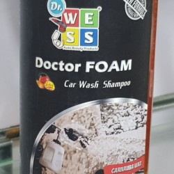Dr Wess Doctor Foam Car wash Shampoo