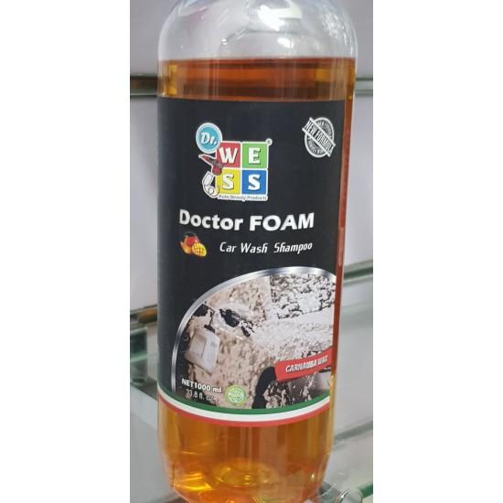 Dr Wess Doctor Foam Car wash Shampoo