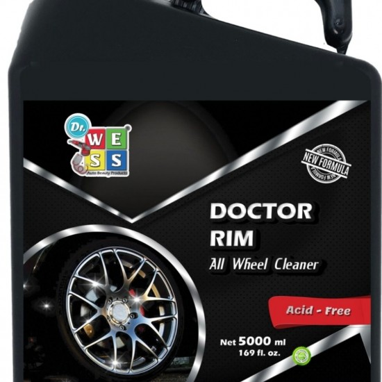 Dr Wess Doctor Rim Wheel Tire Cleaner