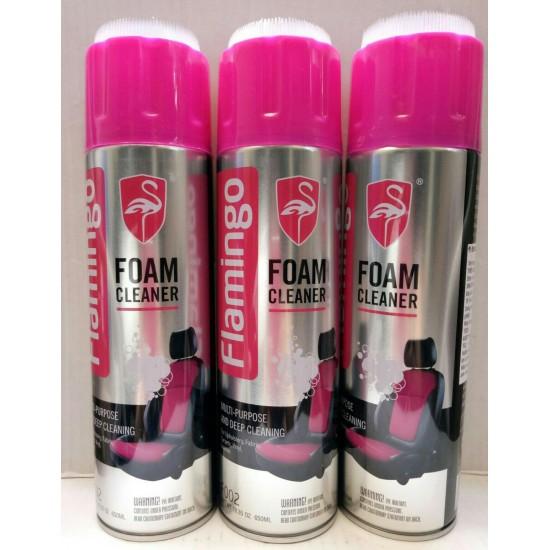 Flamingo Foam Cleaner