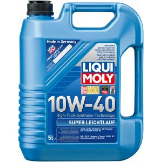 Liqui Moly High Tech 10w-40 5L