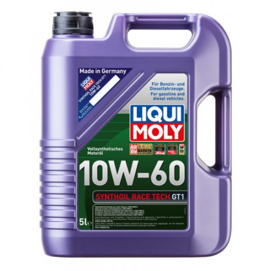 Liqui Moly Race Tech GT1 10W-60 5L
